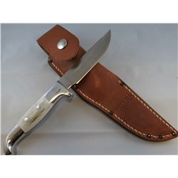"Ruana sticker knife, bone handle 10A, 4"""
