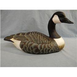 Canada Goose decoy, Hadley House collection, resin