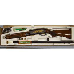Remington 870 Wingmaster, Engraving NRA Remington 200th Anniversary, 12 GA, s#NRA20160140, N.I.B.