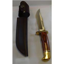 "Buck #119 hunting knife, 6"""