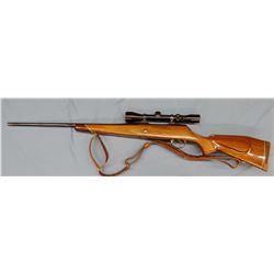 Charles Kleinguenther  Model K15, Custom Built, .243 Win., s#807245, Lyman 3X-9X scope
