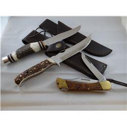 3 knives, Puma, Germany