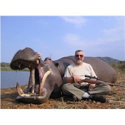 Hippo Hunt  A own Use non-exportable Hippo Hunt includes daily rates for 1 Hunter with Thormahlen &