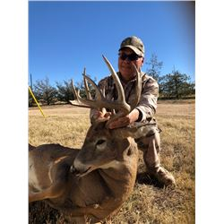 5 Day Guided Whitetail Deer on Colorado's Eastern Plains