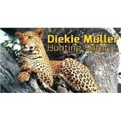 7 day, Trophy Sable Safari for two hunters and two observers, includes Trophy fees for two Sables