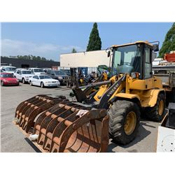 2010 VOLVO L35B-ZS  PRO ARTICULATING WHEEL LOADER