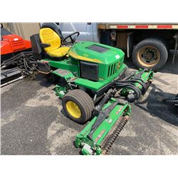 JOHN DEERE 2653A RIDE ON GREENS MOWER DIESEL