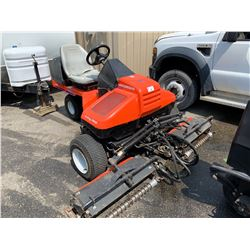 JACOBSEN TRI-KING 1900D RIDE ON GREENS MOWER DIESEL