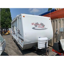 2005 DUTCHMEN FOURWINDS MODEL 24SRV RV TOY HAULER
