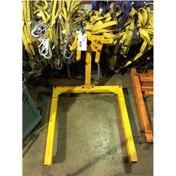 YELLOW WILMAR MOBILE ENGINE STAND