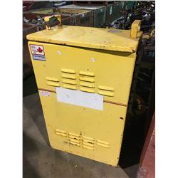 DANDY S-TPC SINGLE PHASE 10 KVA 600 / 460V JOB SITE DISTRIBUTION BOX