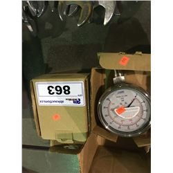 PAIR OF WIKAL PRESSURE GAUGES