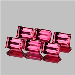 Natural Padparadscha Pink Tourmaline - FLawless