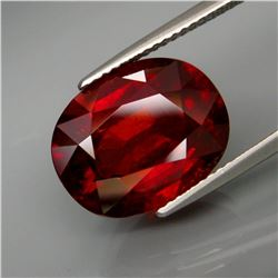 Natural Red Spessartite Garnet 10.50 Ct