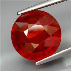 Natural Red Spessartite 8.42 Carats