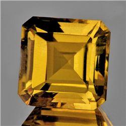 Natural AAA Golden Yellow Citrine 8 MM - FL