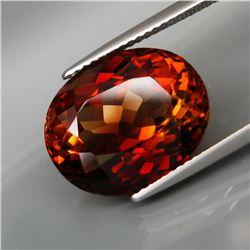 Natural  Imperial Whisky Topaz Brazil 14.20 Ct