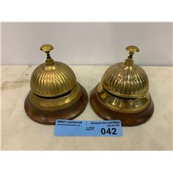 2 X CALL BELL (SEEN IN CHILDAN'S STORE)