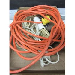 Bundle of Extension Cords