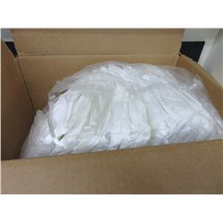 Box of XL Disposable Coveralls / with hood