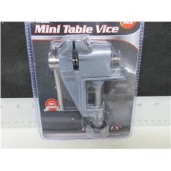 New Mini Table Vise 1-1/2 inch