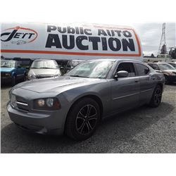 B3 --  2006 DODGE CHARGER R/T , Grey , 169943  KM's