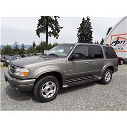 G3 --  2000 FORD EXPLORER  , Green , 183880  KM's