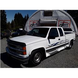 "A8 --  1995 CHEVROLET 2500 , White , 223522  KM's ""No Reserve"""