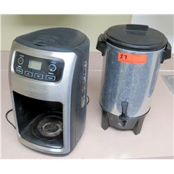 Coffeee Maker and Beverage Dispenser