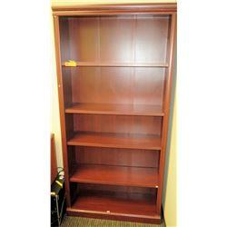 "Wooden Bookcase 36""W x 12""D x 72""H"