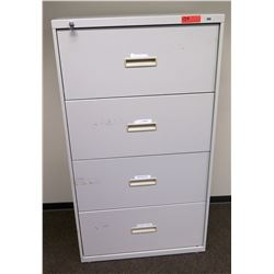 """Lateral File Cabinet (HON) 30""""W x 19""""D x 53""""H"""