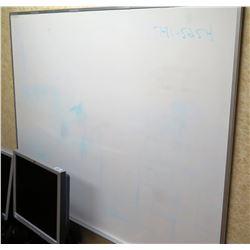 "Large Dry-Erase Board 48"" x 36"" & Corkboard"