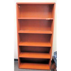 """Wooden HON Bookcase 36""""W x 13""""D x 71""""H"""
