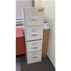 """Vertical File Cabinet 15""""W x 26.5D"""" x 52""""H"""