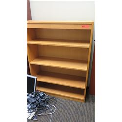 "Wooden Bookcase 36""W x 12""D x 48""H"