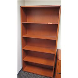 "Wooden Bookcase 36""W x 13""D x 71""H"