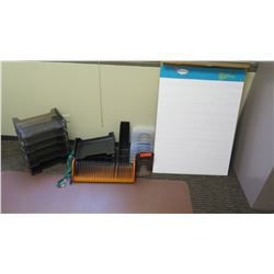 Desk Trays, File Organizers & Misc. Items