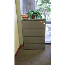 """Lateral File Cabinet 35""""W x 19""""D x 51""""H"""