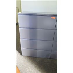 """Lateral File Cabinet 35.5""""W x 19.5""""D x 51.5""""H"""