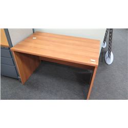 "Wooden Desk/Table 48""L x 30"" x 29""H"