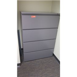 """Lateral File Cabinet 35.5""""L x 19.5""""D x 51.5""""H"""