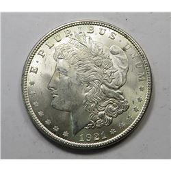 1921 P Better Grade Morgan Silver Dollar