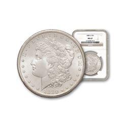 1881 MS 67 STUNNER NGC $1 Morgan
