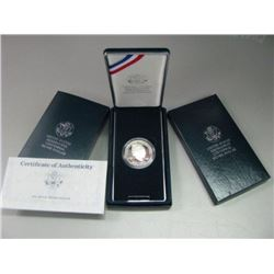 1990 IKE Proof Commemorative in OMB