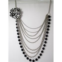 Multi Chained Fashion necklace
