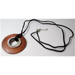 Wood Fashion necklace