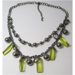 Two Strand Fashion necklace