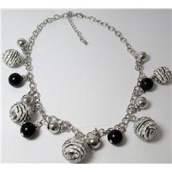 Beaded Fashion necklace