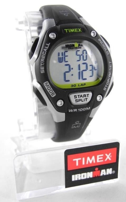 ed43f0aea655 Image 1   TIMEX Ironman Triathlon 30 Lap Watch (GE) ...