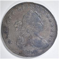 1800 BUST DOLLAR  VF